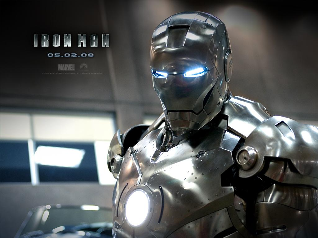 Iron Man - prototype