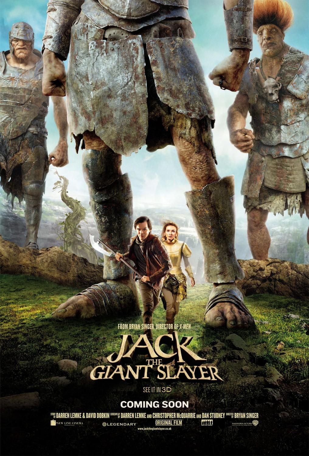 Jack ammazza Giganti - Jack the giant Slayer