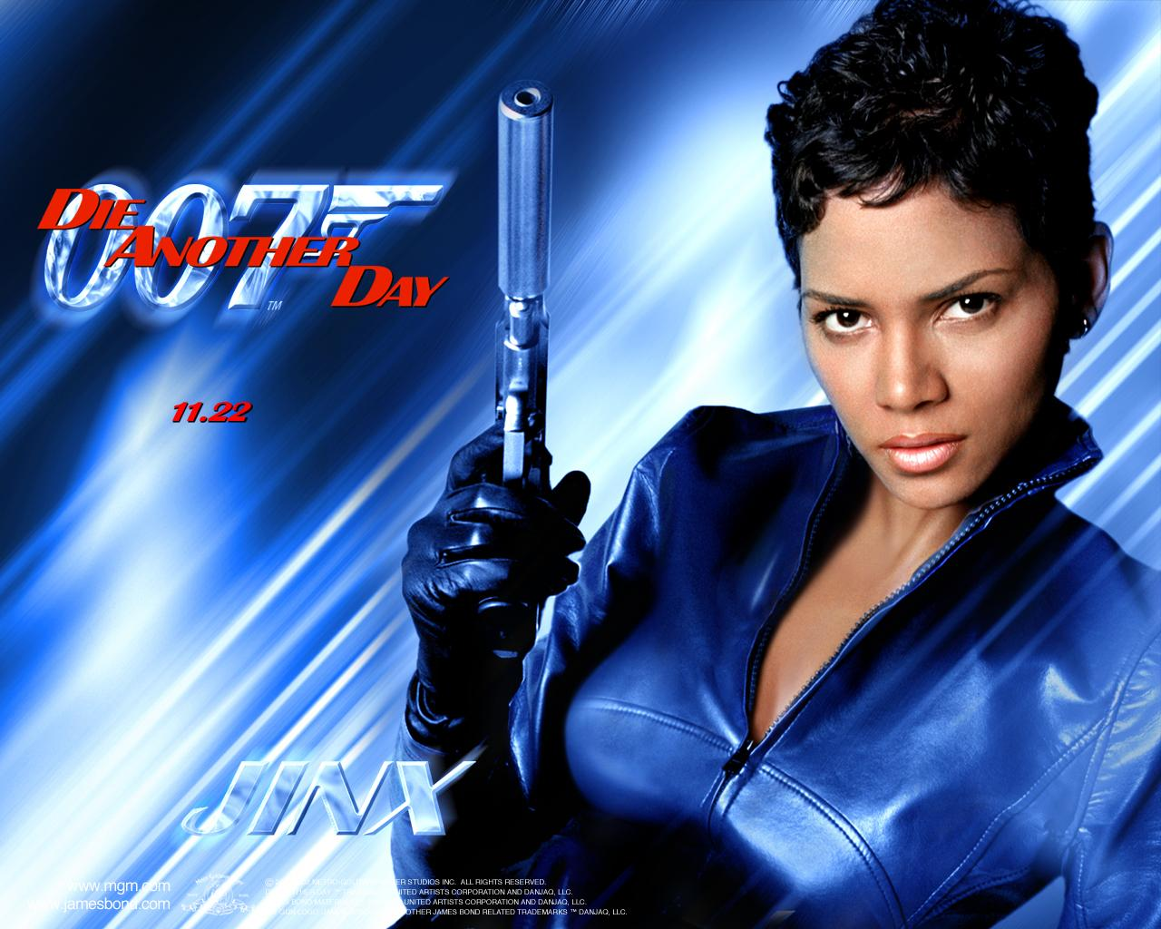 James Bond 007 - Die Another Day 2002 Morte Attendere Pierce Brosnan Halle Berry