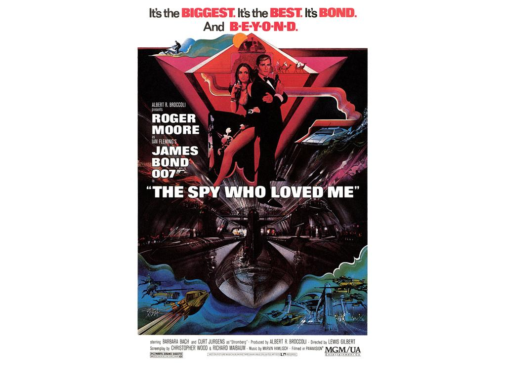 1977 - 007 La spia che mi amava - The spy who loved me