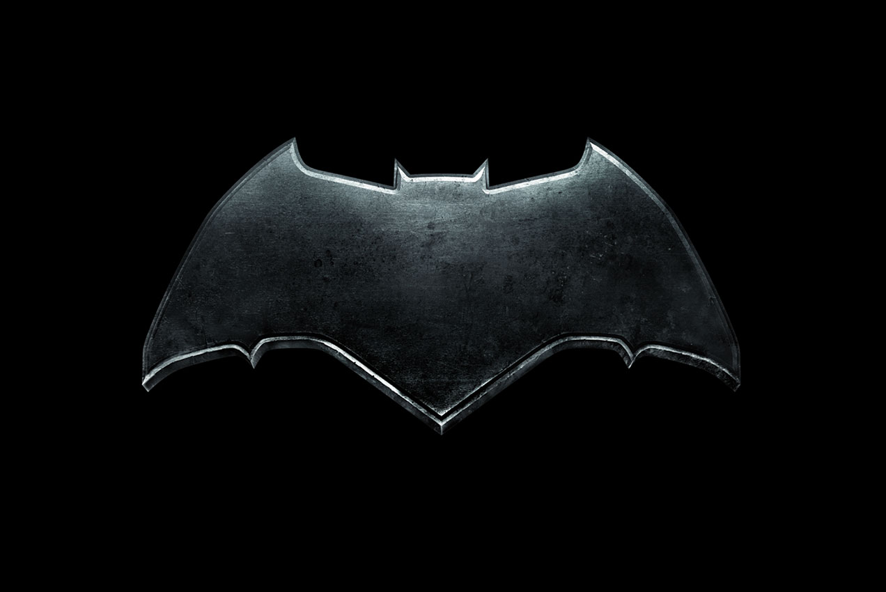 Justice League Batman logo