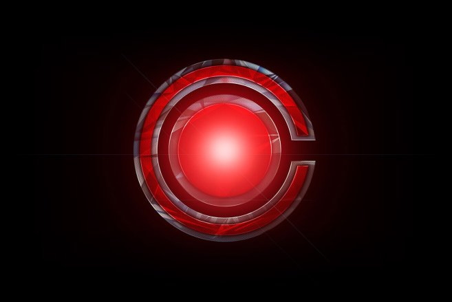 Justice League Cyborg logo