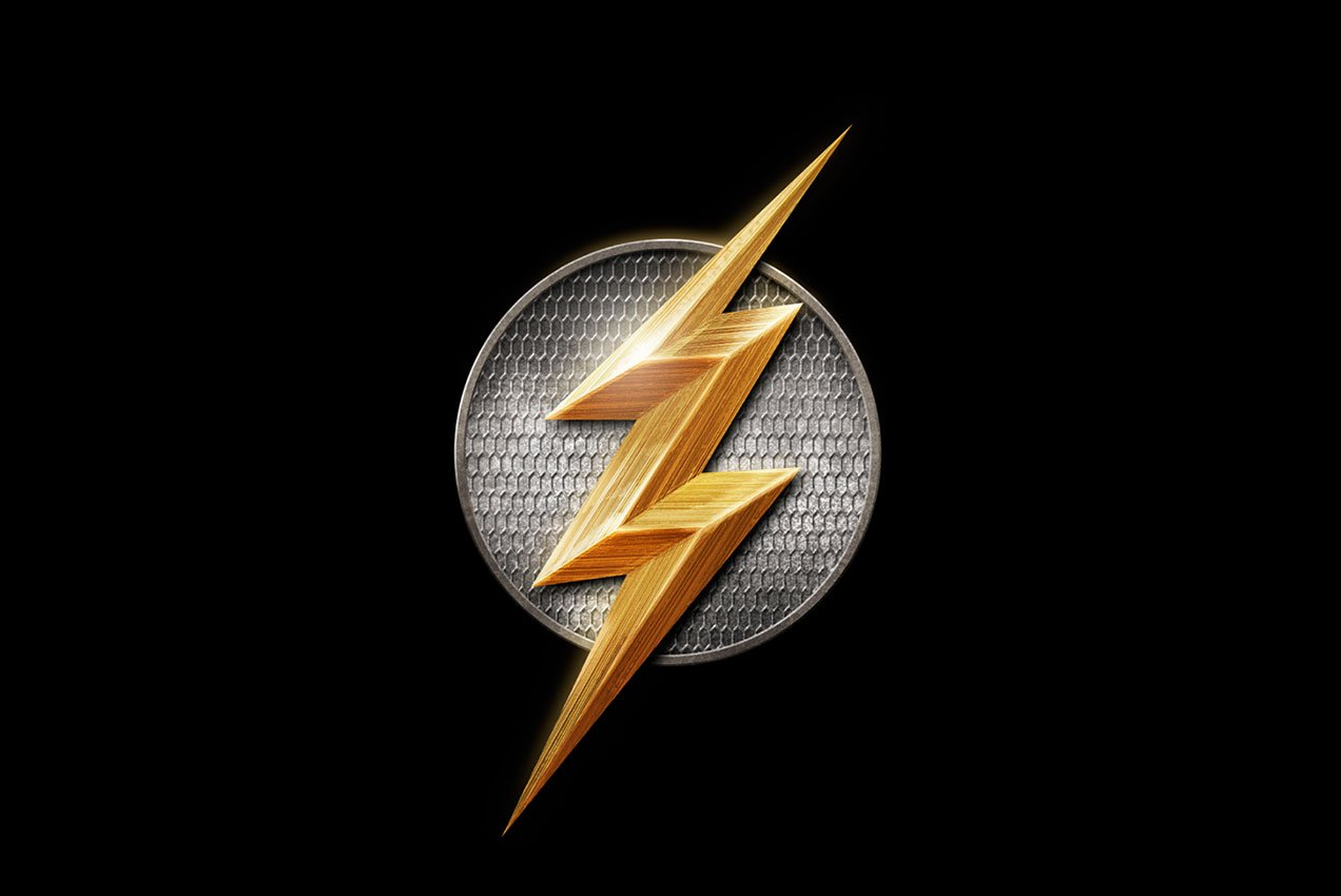 Justice League Flash logo