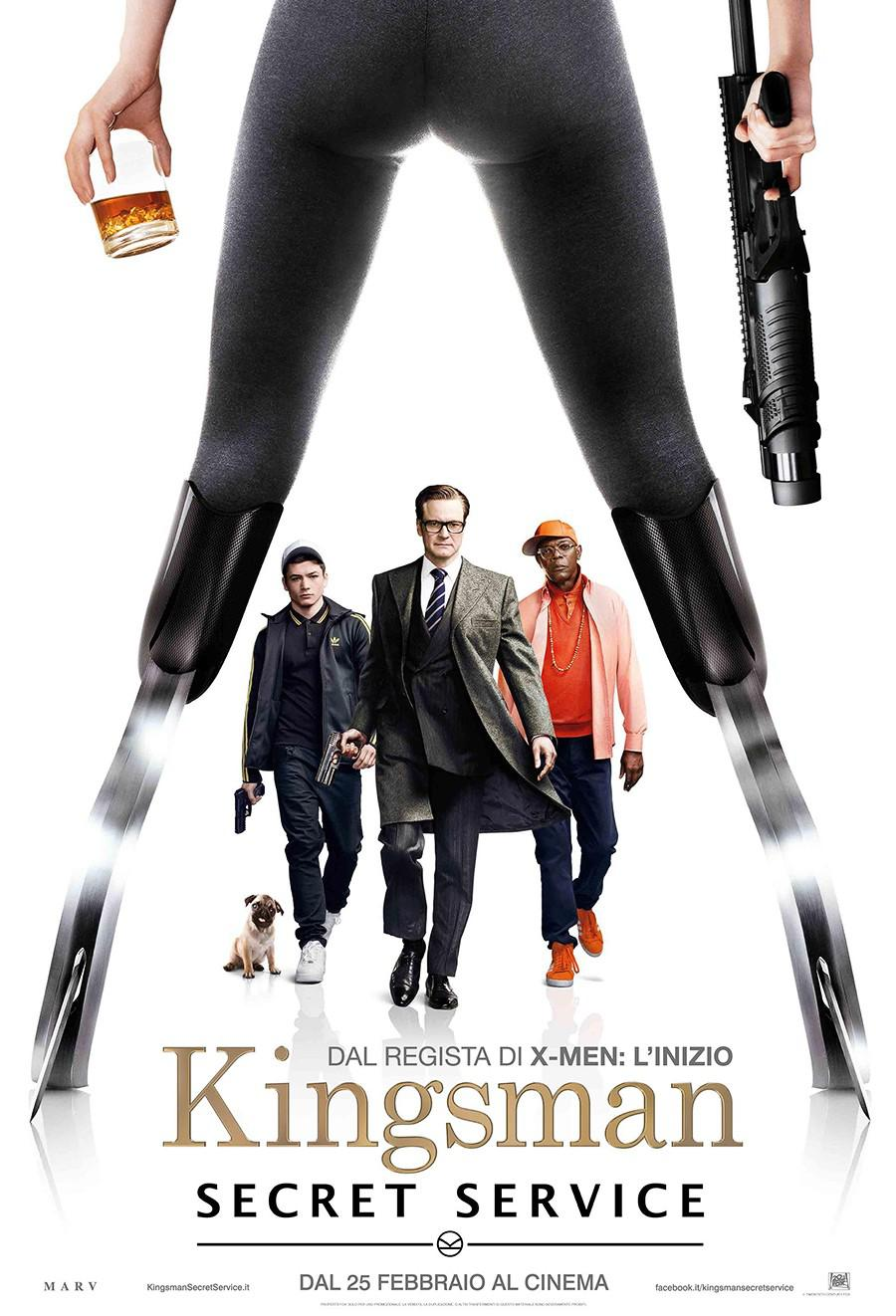 Kingsman 1 - the Secret Service