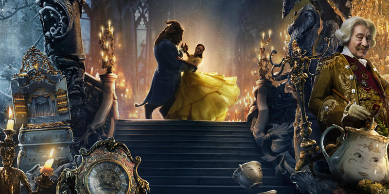 La Bella e la Bestia - Beauty and the Beast - Musical live action Disney