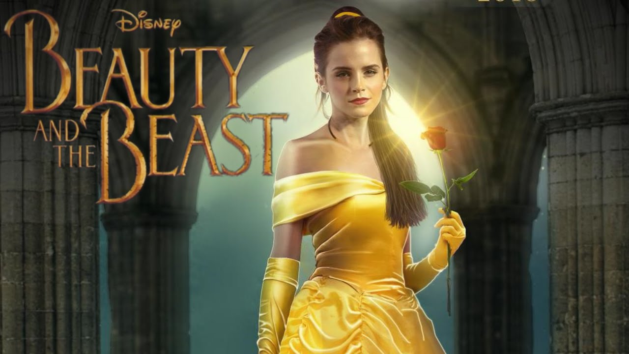 La Bella e la Bestia - Beauty and the Beast - live action Disney musical - Emma Watson
