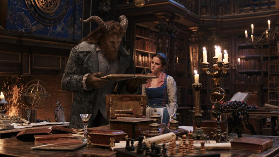 La Bella e la Bestia - Beauty and the Beast - Musical live action Disney - books
