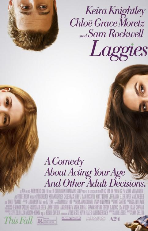 Laggies - Say When - Dimmi Quando - Girls Only