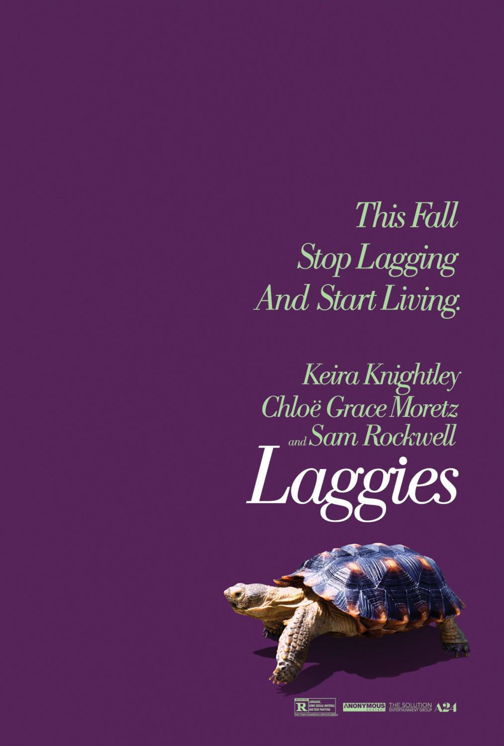 Laggies - Say When - Dimmi Quando - Girls Only - poster