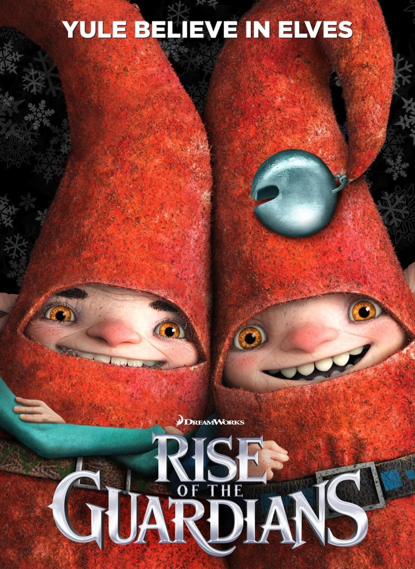 Film - Le Cinque Leggende - Rise of the Guardians