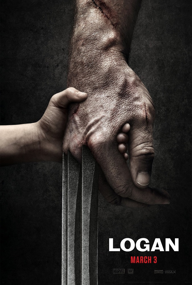 Logan - Wolverine film movie 2017