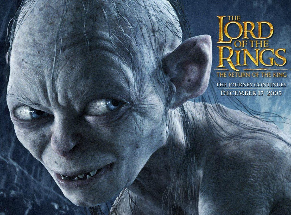 Il Signore degli Anelli 3 - Il Ritorno del Re - Lord of the ring - Return of the King