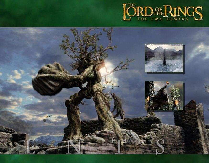Il Signore degli Anelli 2 - Le Due Torri - Lord of the ring - Two Towers