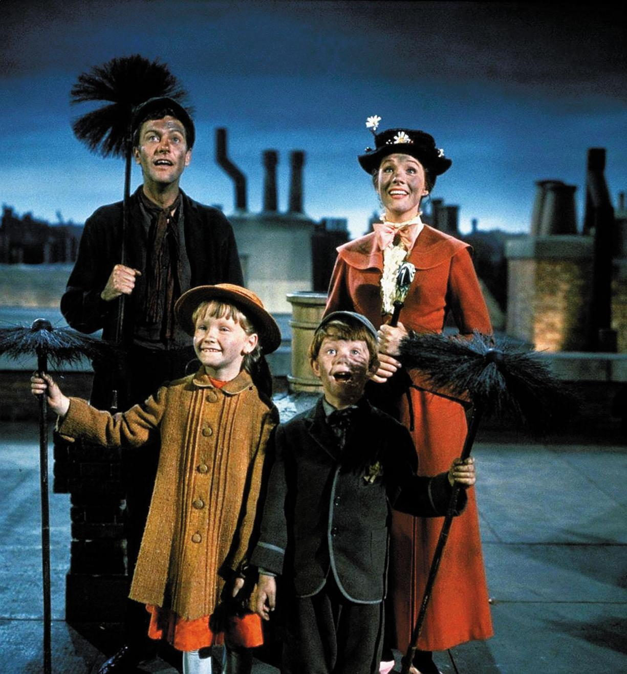 Mary Poppins - Cancamini