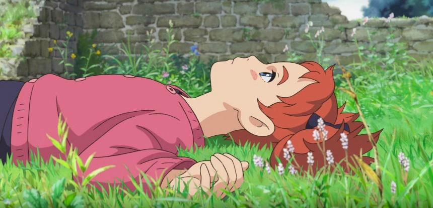 Mary and the Witch's Flower - Mary e il Fiore della magia