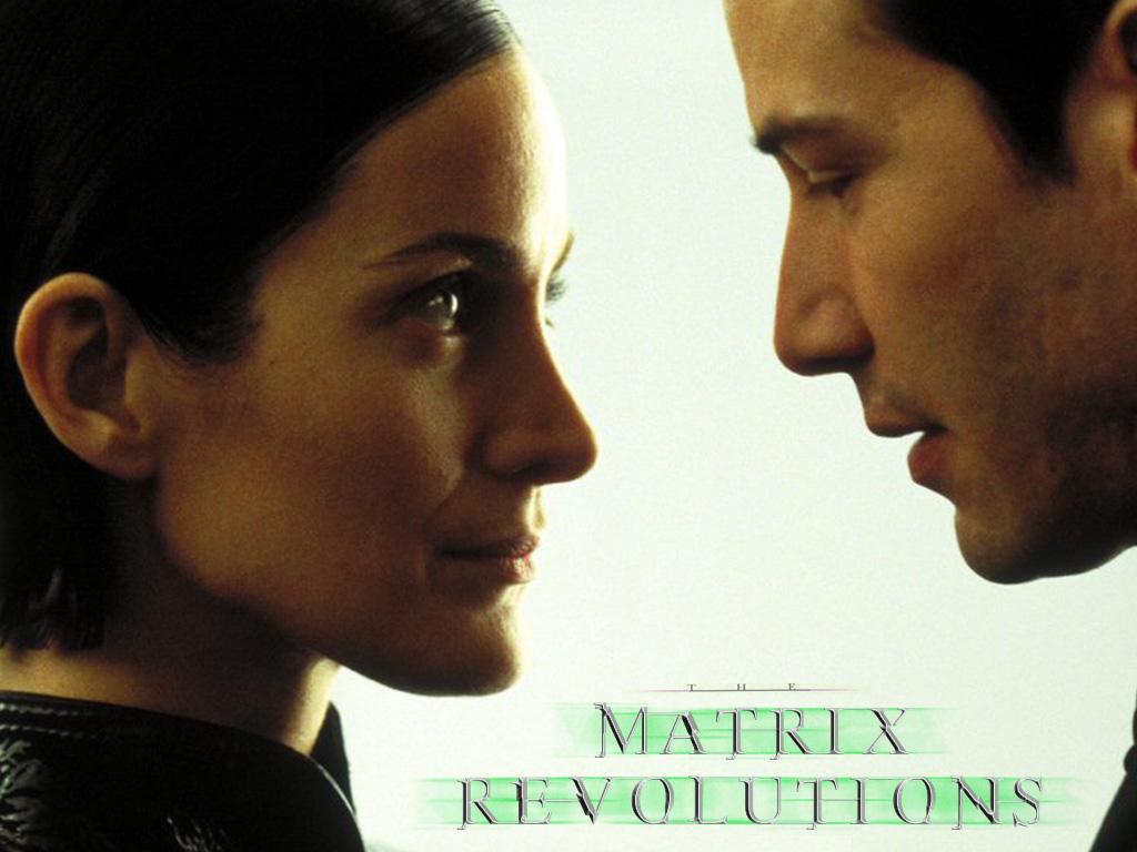 Matrix 3 - Revolution