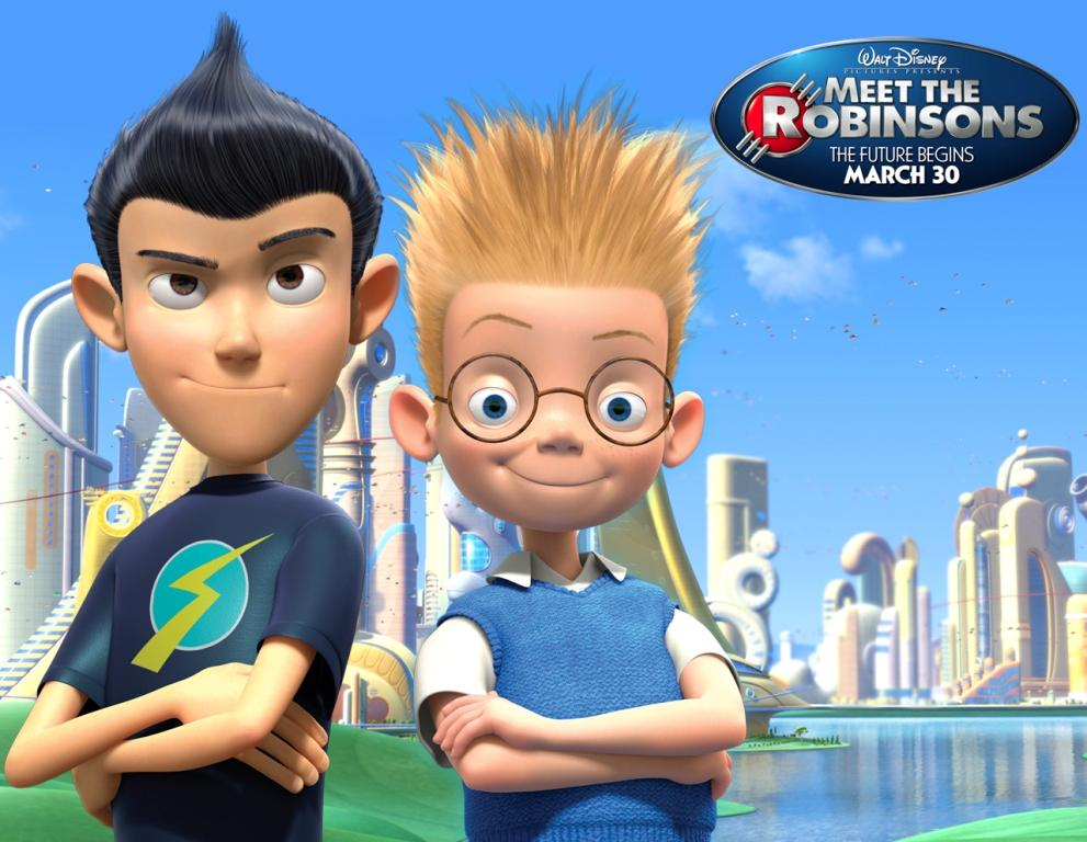 I Robinson - Meet the Robinsons
