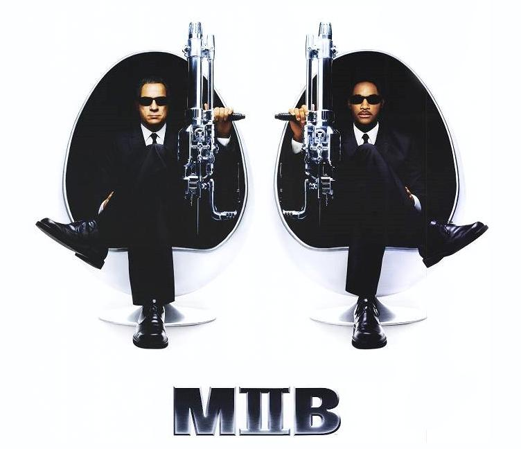 MIB2 - MIIB - Men in Black 2