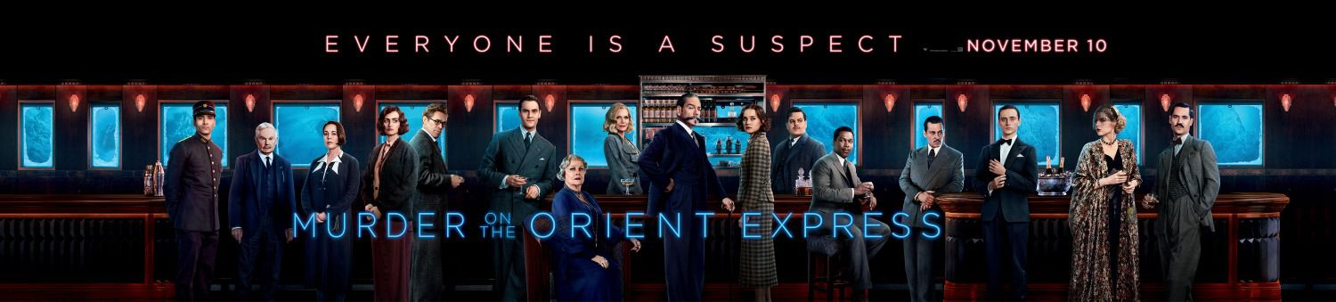 Assassinio sull'Orient Express - Murder on the Orient Express - cast
