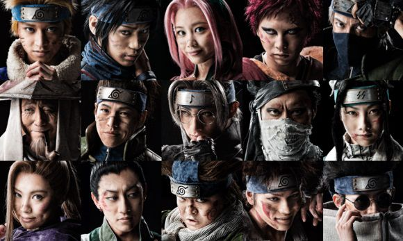 Naruto film live action dell'omonimo anime