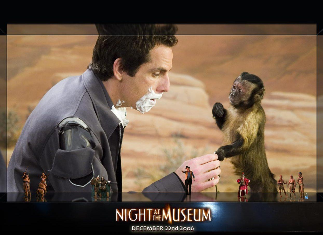 Una notte al Museo - Night at the Museum