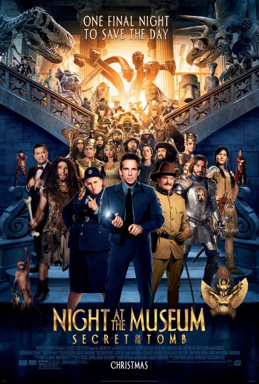 Films - Una Notte al Museo Saga - Night at the Museum Saga