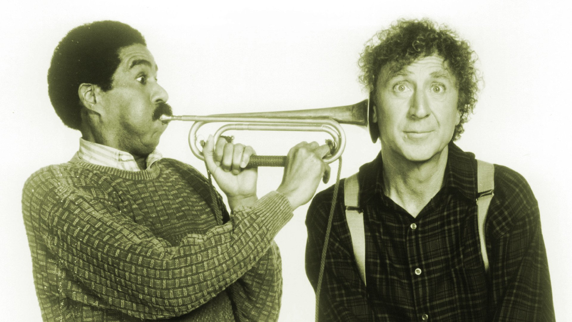 Non guardarmi non ti sento - See No Evil Hear No Evil Gene Wilder e Richard Pryor