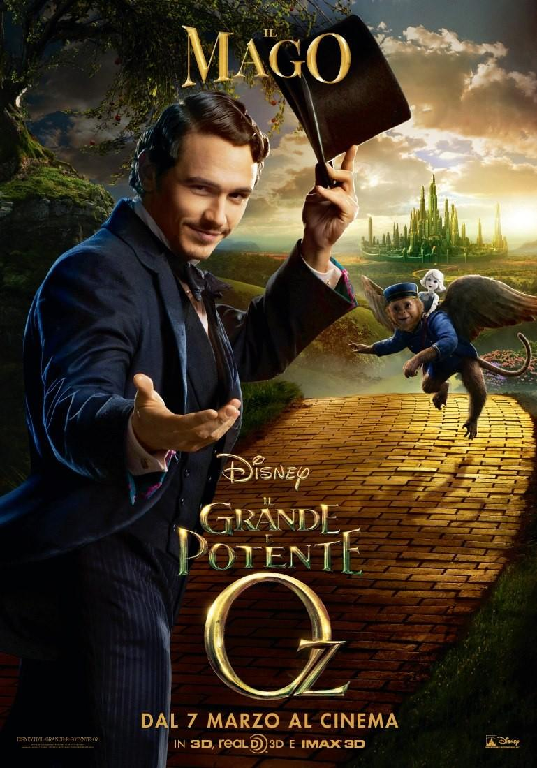 Il grande e potente OZ - OZ Great Powerful (2013)