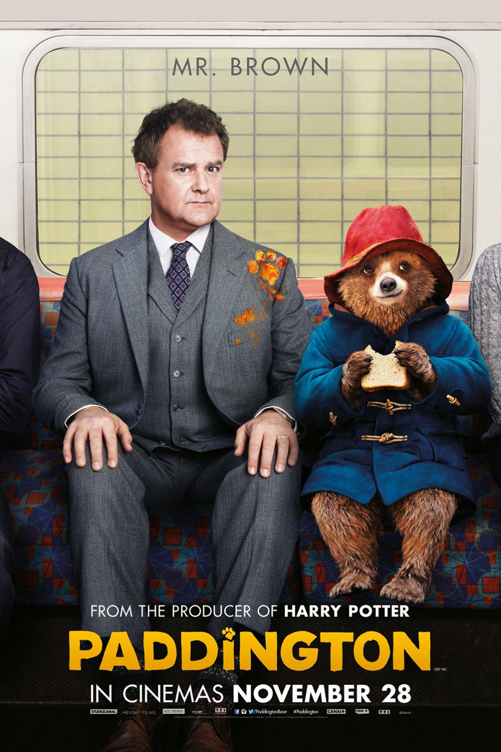 Paddington - Mr. Brown