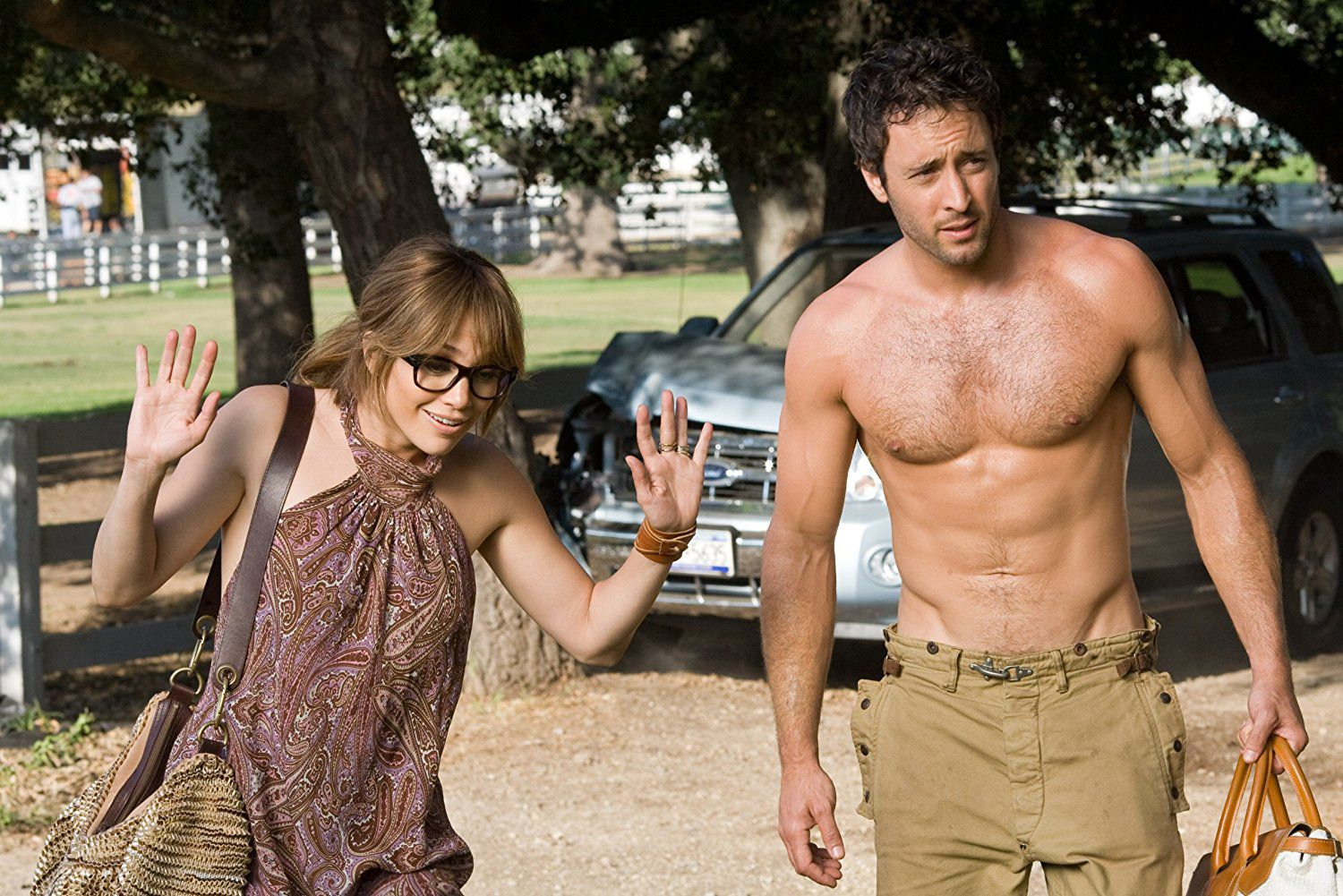 Jennifer Lopez - Alex O'Loughlin