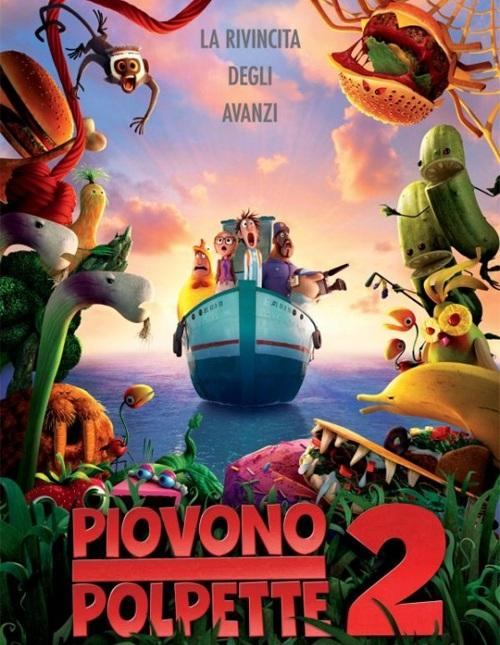 Piovono Polpette 2 - Cloudy with a Chance of Meatballs 2