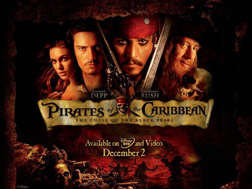 Pirati dei Caraibi - La Maledizione della prima Luna - Pirates of the Caribbean: The Curse of the Black Pearl