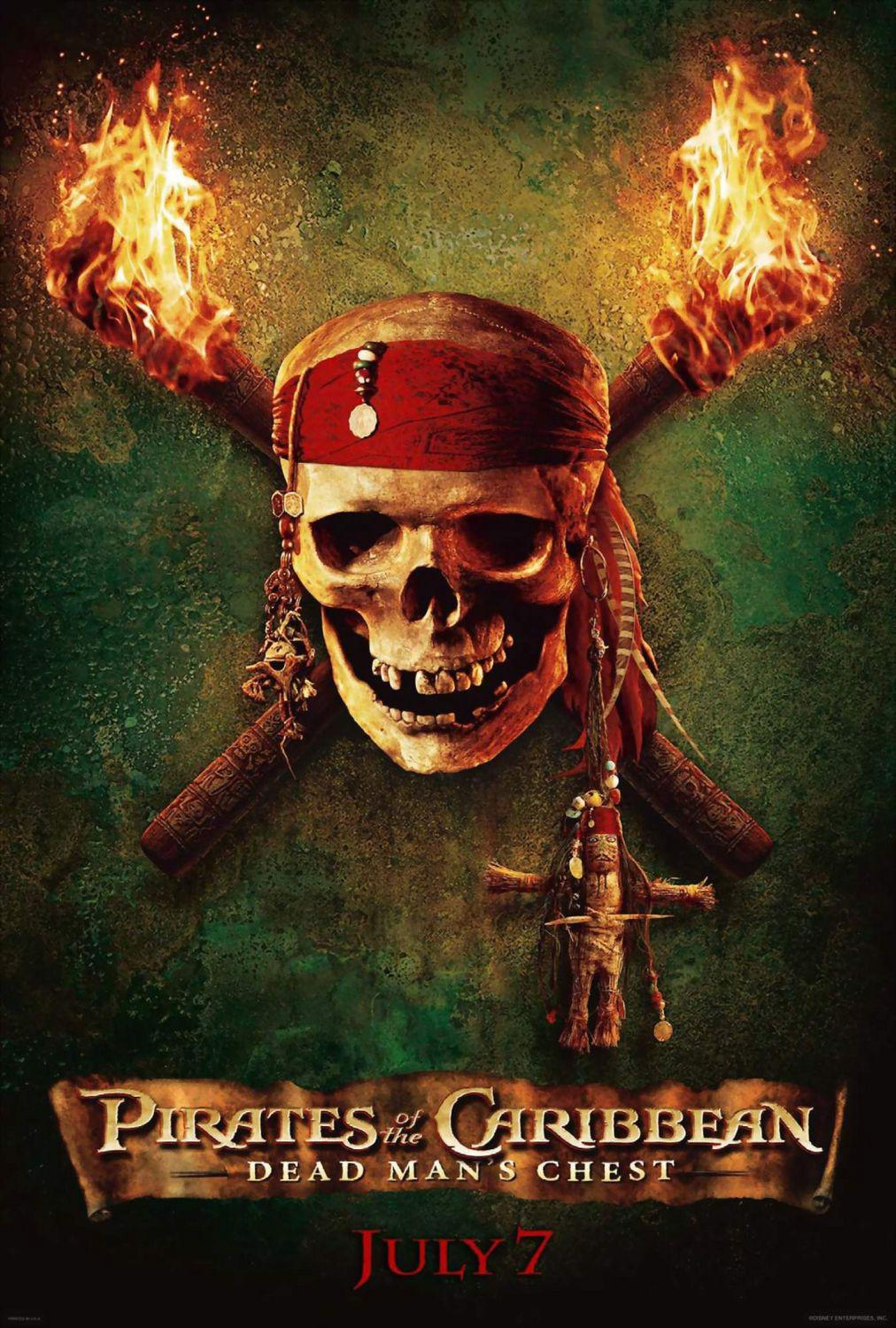 Pirati dei Caraibi Saga - Pirates of the Caribbean Saga