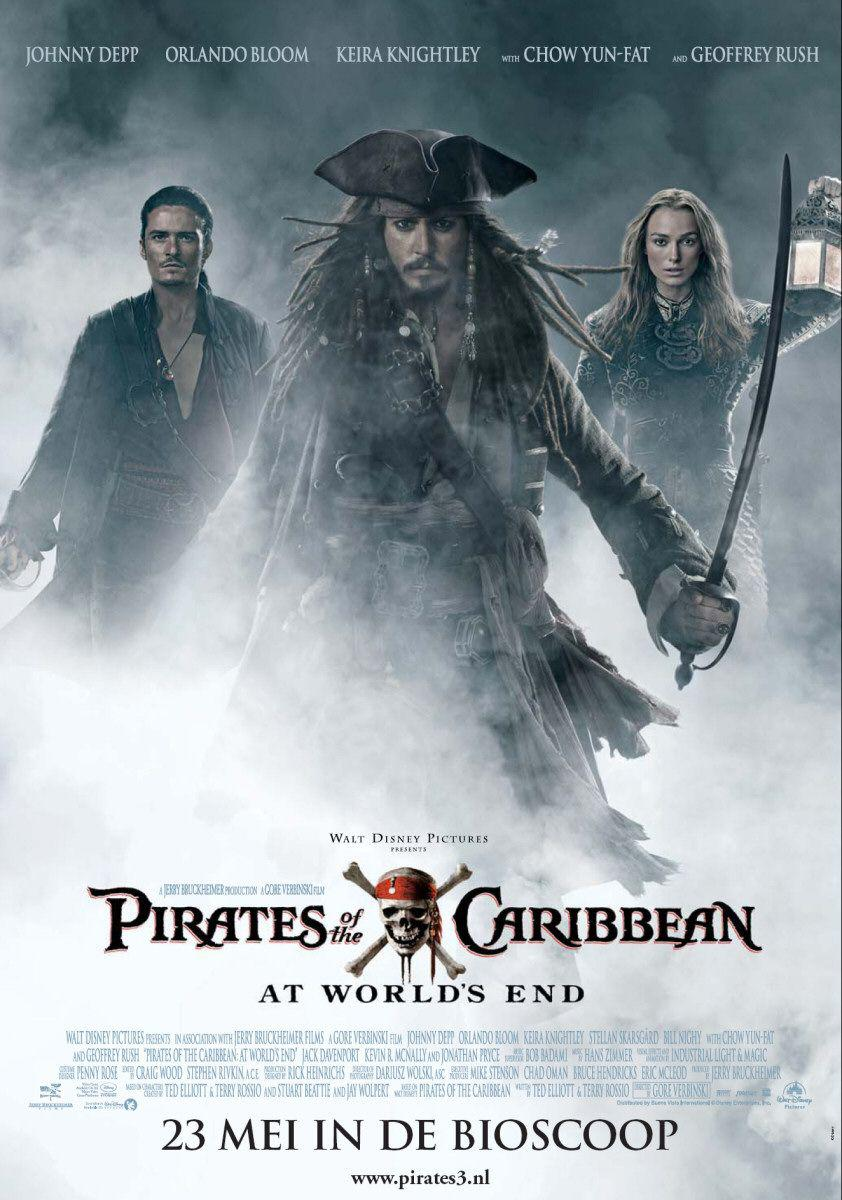 Film - Pirati dei Caraibi 3 aii Confini del Mondo - Pirates of the Caribbean at Worlds End