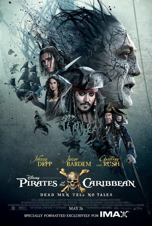 Pirates of the Caribbean 5 Dead Men Tell no Tales - Pirati dei Caraibi la vendetta di Salazar