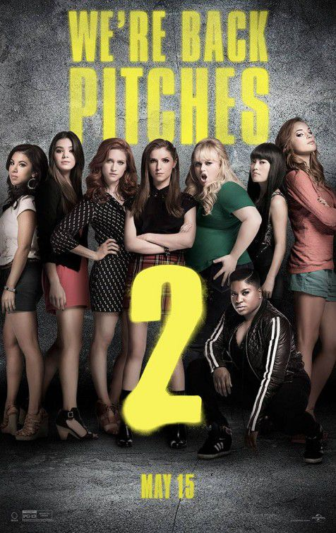 Pitch Perfect 2 - Voices 2