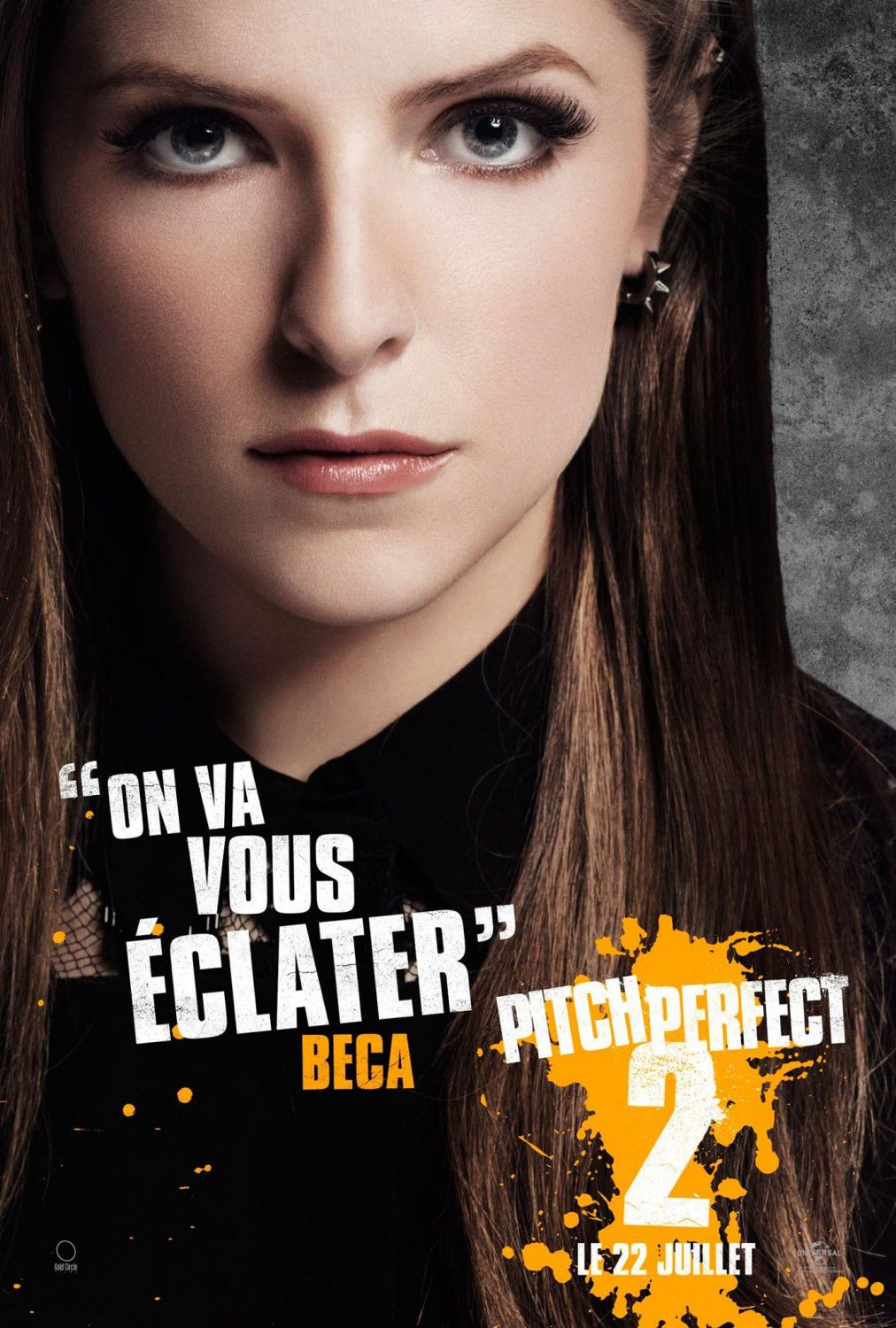 Pitch Perfect 2 - Voices 2 - Beca