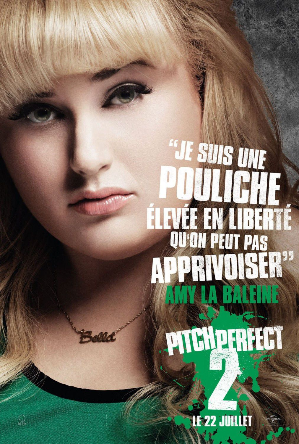 Pitch Perfect 2 - Voices 2 - Amy