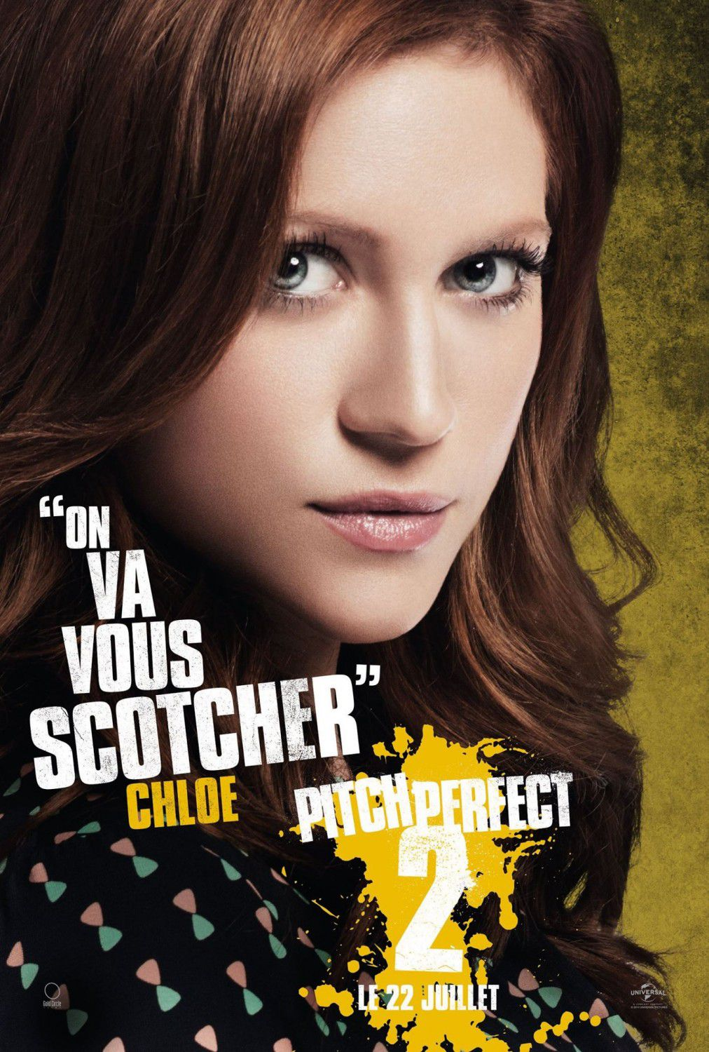 Pitch Perfect 2 - Voices 2 - Chloe