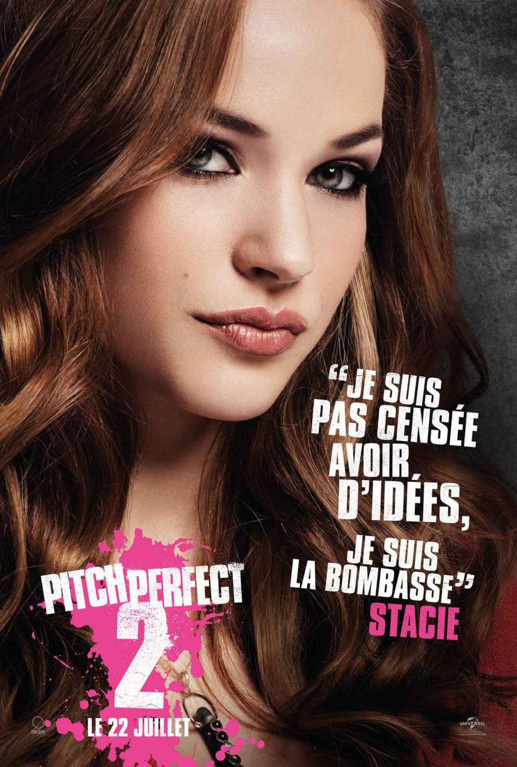 Pitch Perfect 2 - Voices 2 - Stacie