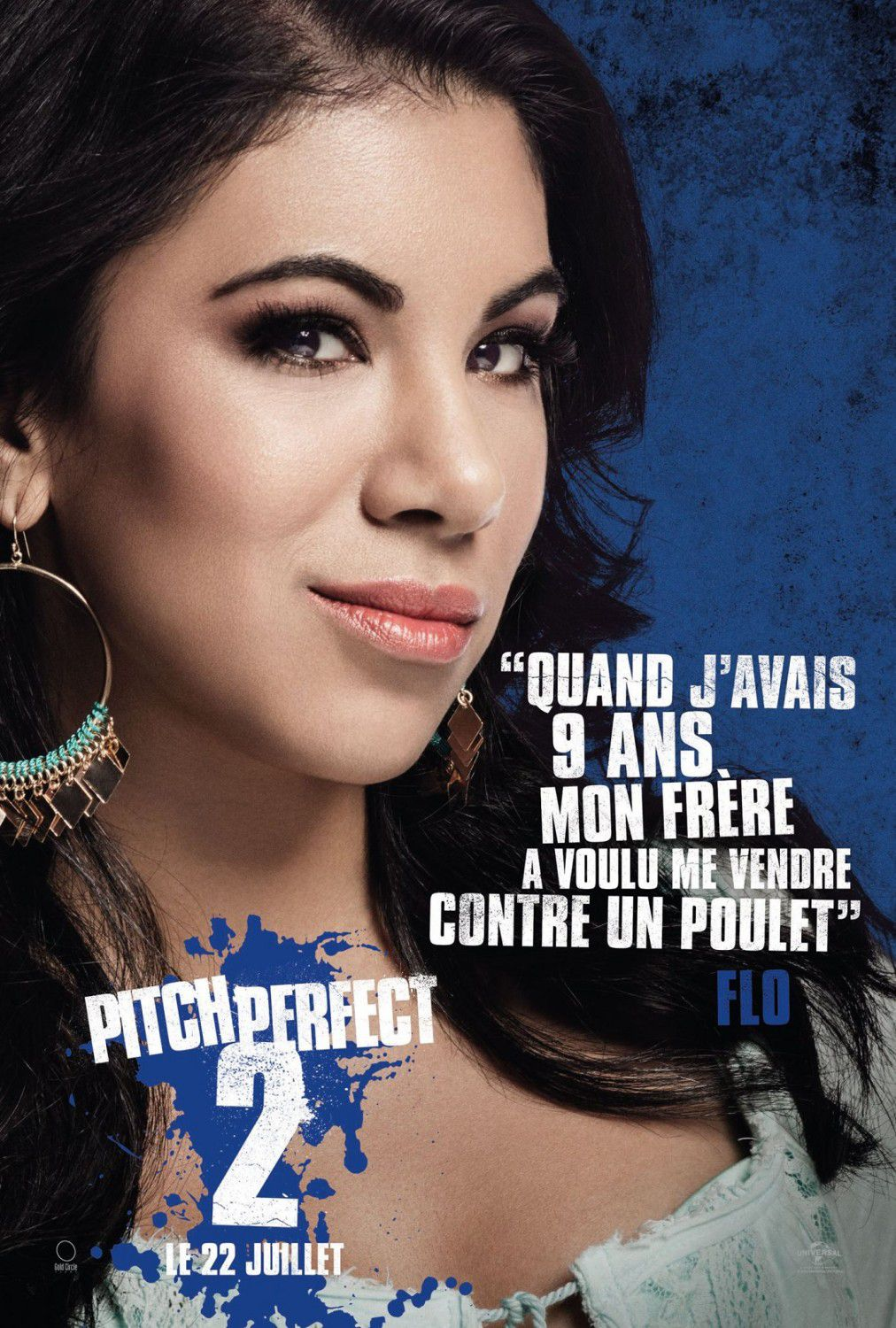 Pitch Perfect 2 - Voices 2 - Flo