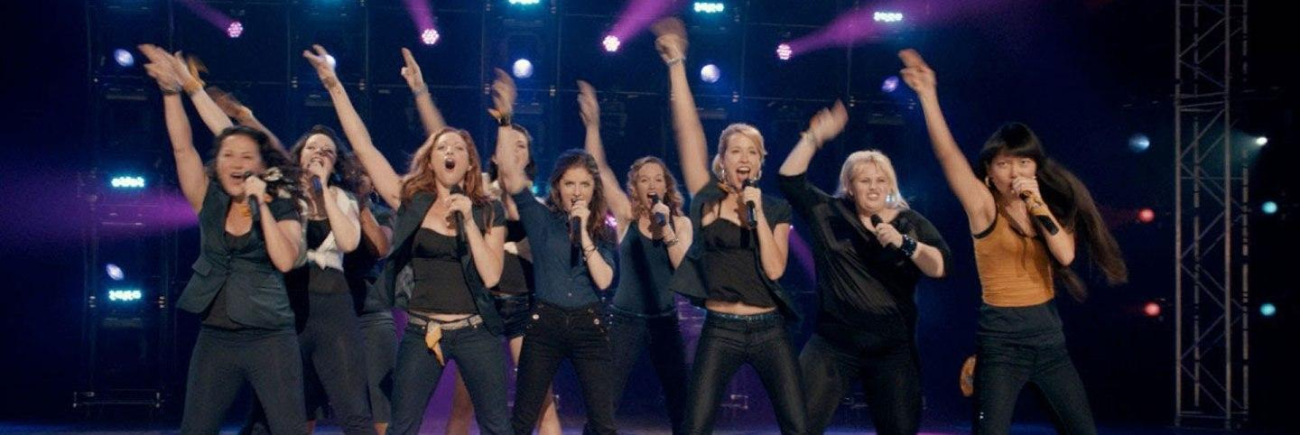 Pitch Perfect Saga - Voices Saga