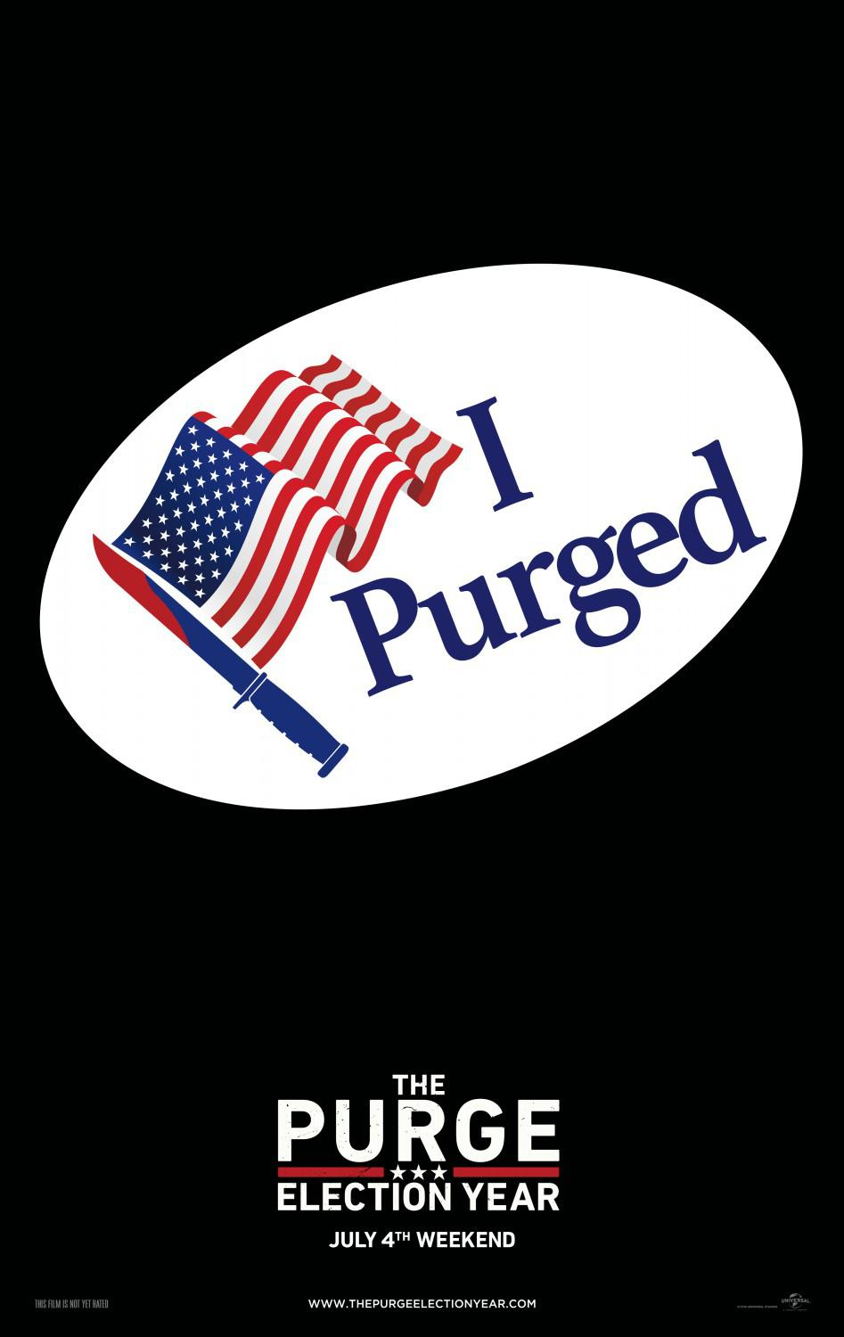Purge 3 - Election Year