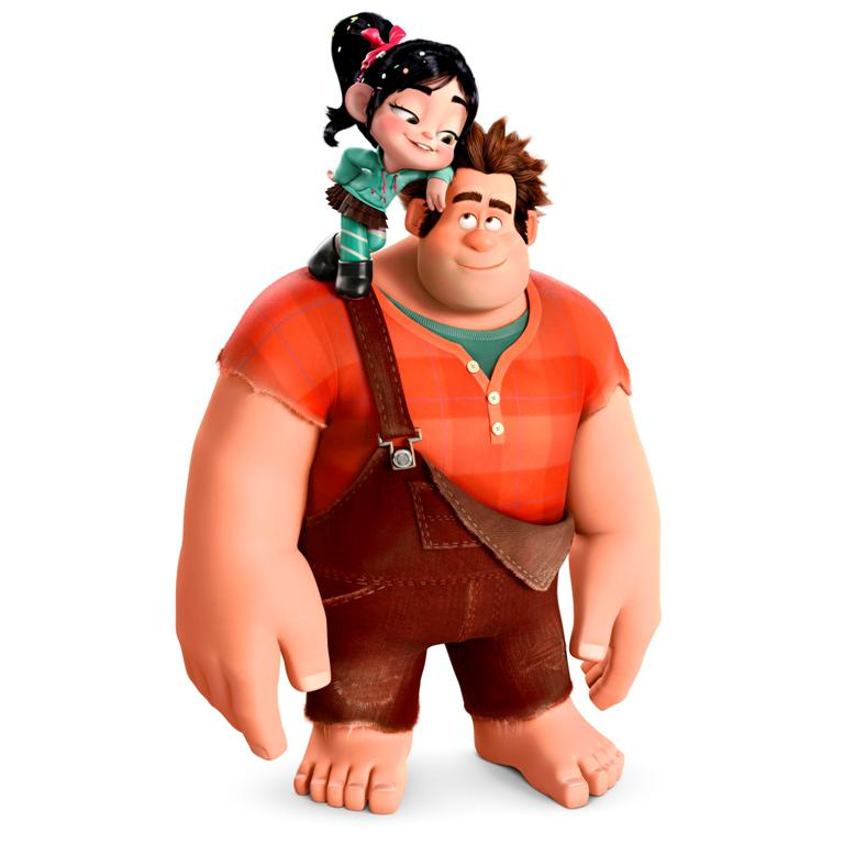 Ralph Spaccatutto - Wreck it Ralph