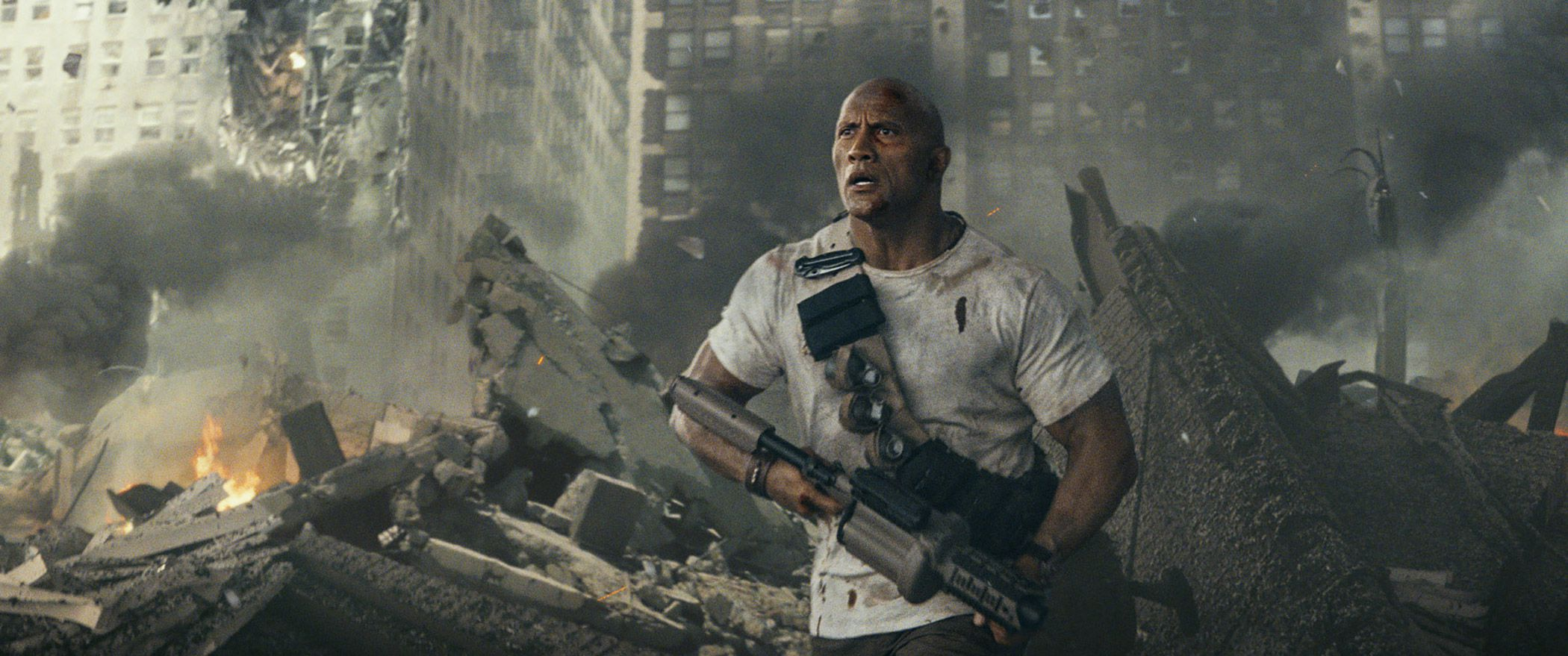 Rampage  ... Dwayne Johnson
