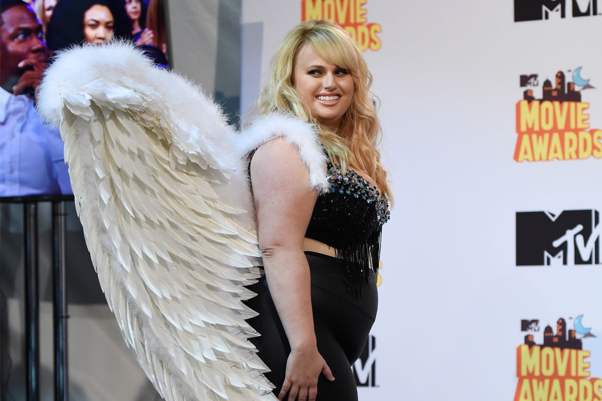 Rebel Wilson - Angel