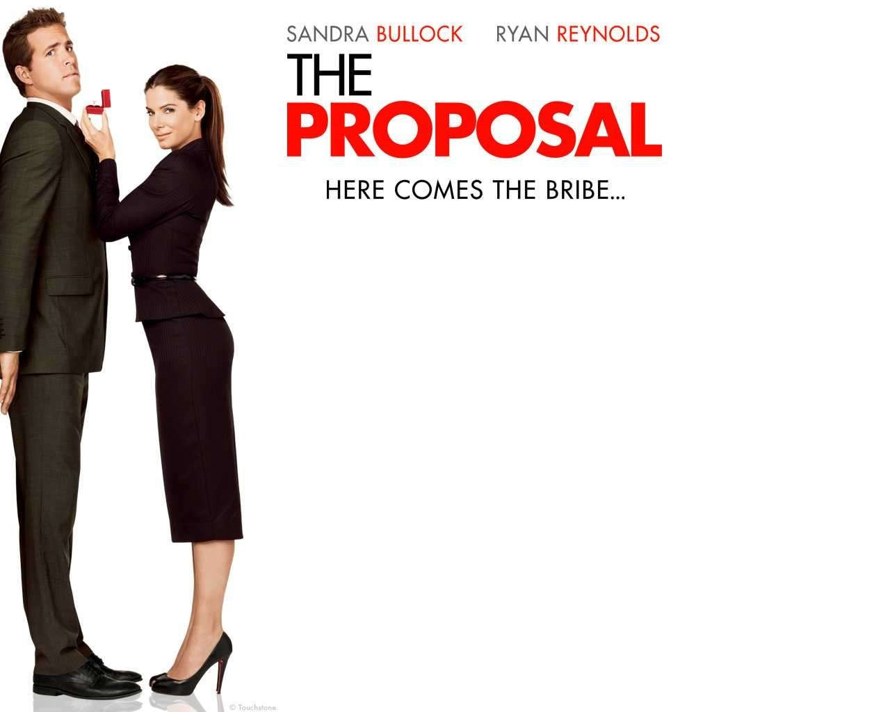 Ricatto d'Amore - The Proposal - Sandra Bullock Ryan Reynolds