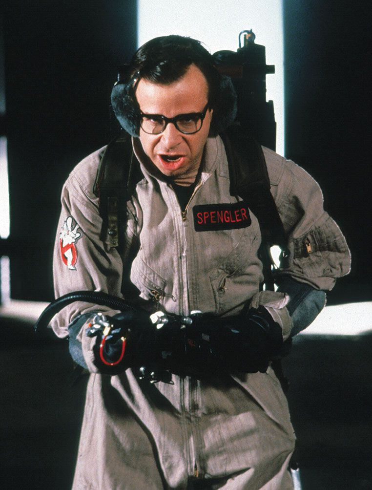 Rick Moranis - Ghostbusters 2 - uniform