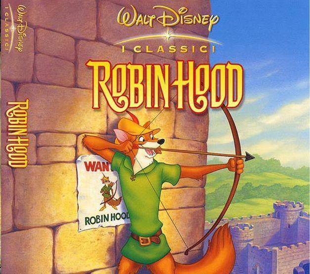 Cat Film Robin Hood Disney