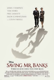 Saving Mr Bank - Mary Poppins story